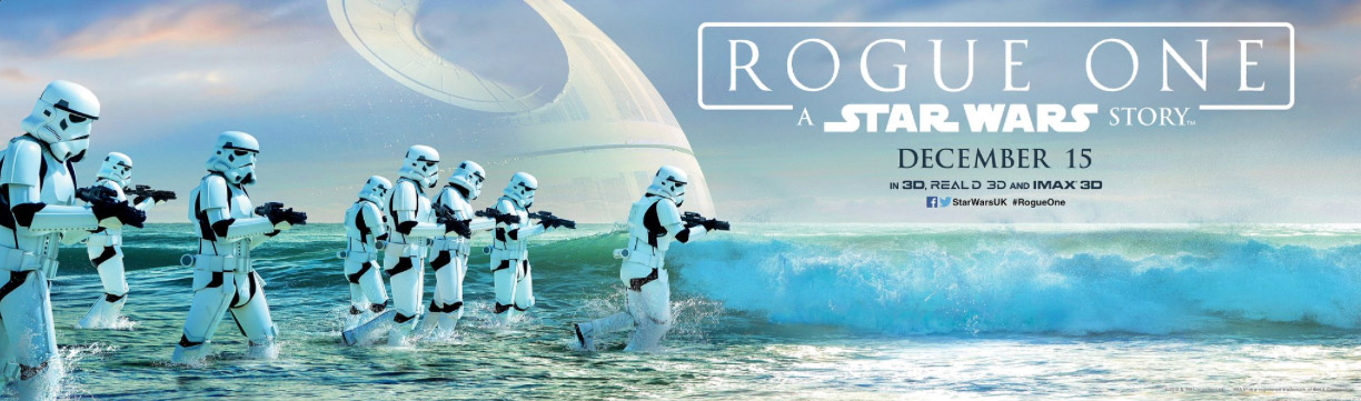 Rogue One a Star Wars Story Vorschau Banner 1