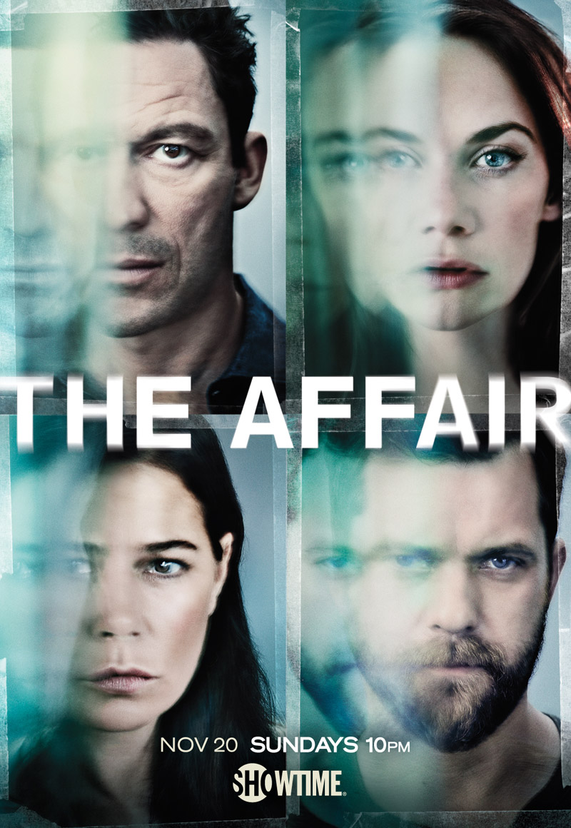 The Affair Staffel 3 Start Poster