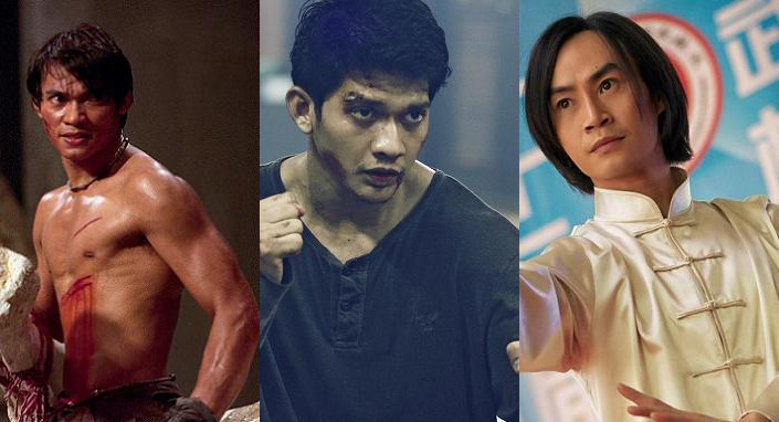Tony Jaa Tiger Chan Iko Uwais
