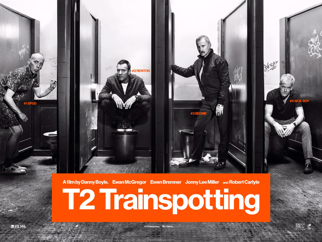 Trainspotting 2 Trailer & Poster