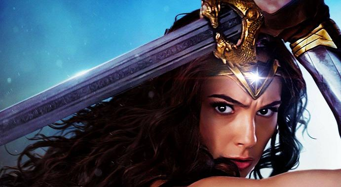 Wonder Woman Trailer Poster