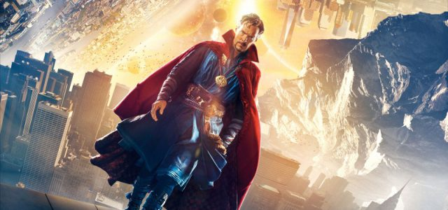 Box-Office Deutschland: Doctor Strange startet erwartungsgemäß solide