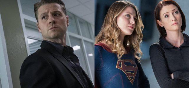 """US-Einschaltquoten: """"Supergirl"""" und """"Gotham"""" schwächeln"""