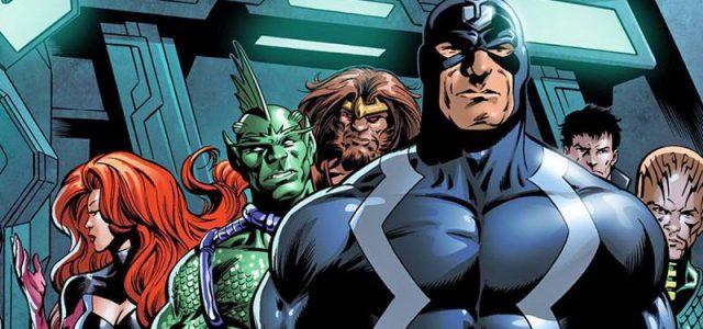 """Marvels """"Inhumans"""" geht in Serie und in die IMAX-Kinos!"""