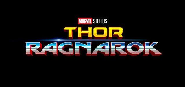 Thor: Ragnarok ist abgedreht