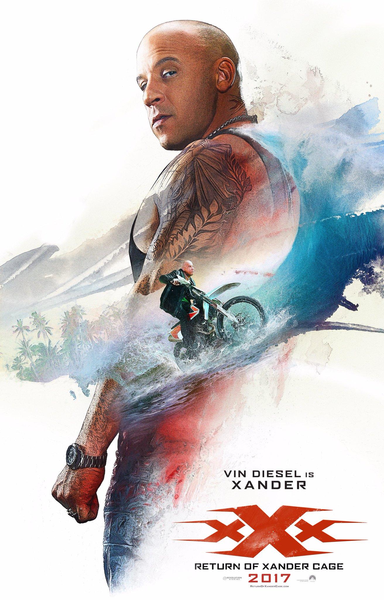 xXx Die Rückkehr des Xander Cage Trailer & Poster 3