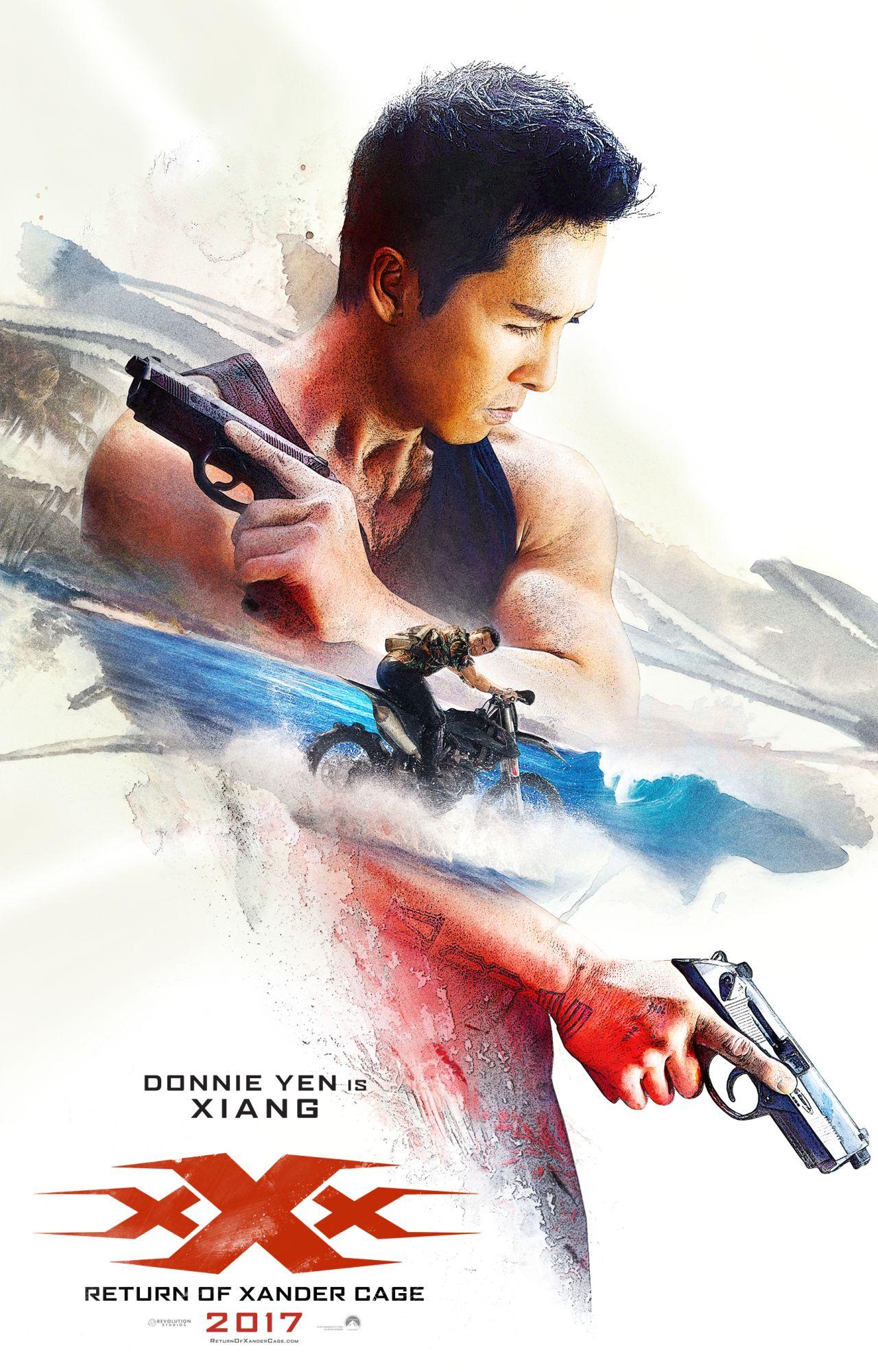 xXx Die Rückkehr des Xander Cage Trailer & Poster 12