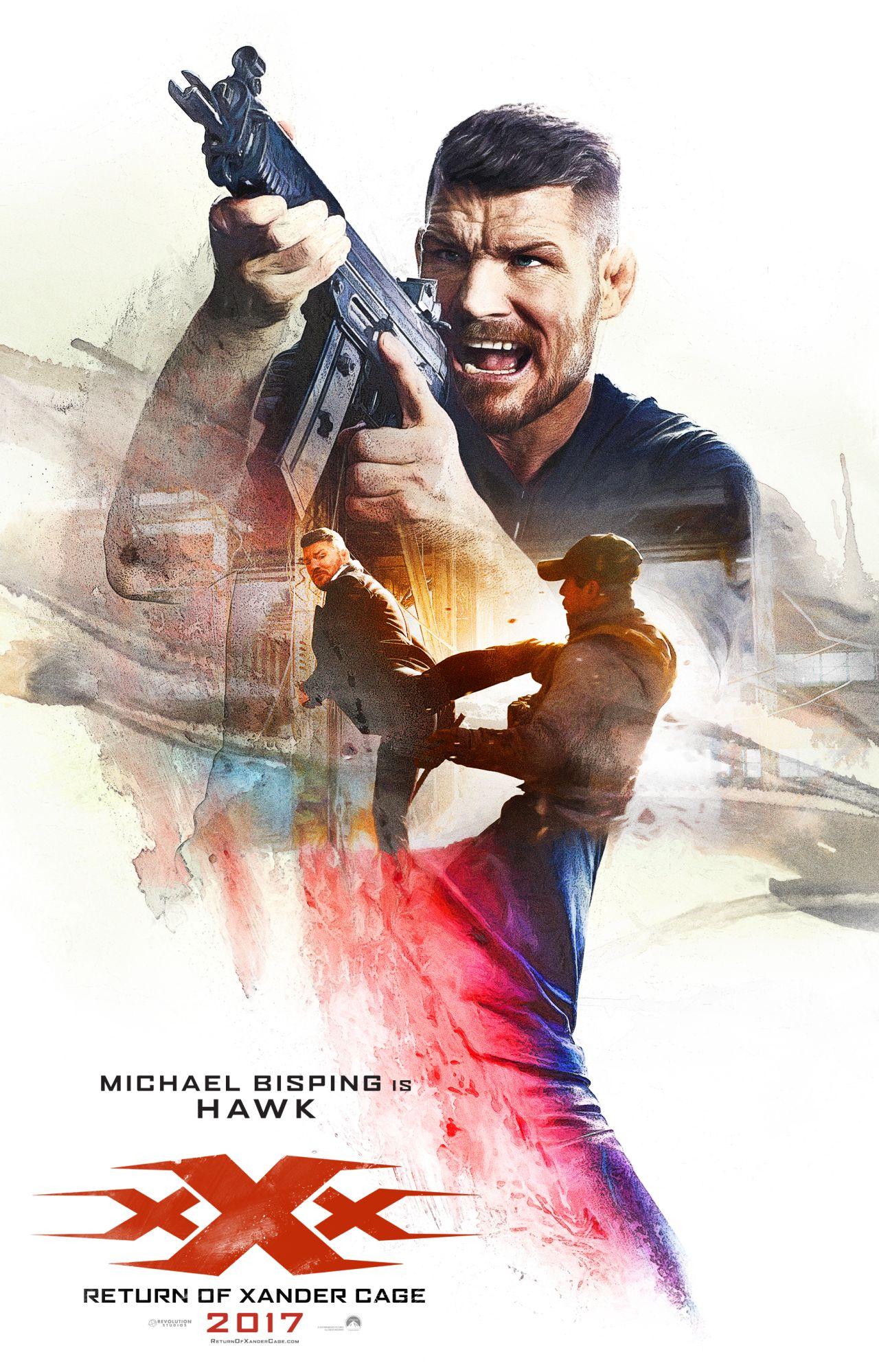 xXx Die Rückkehr des Xander Cage Trailer & Poster 2