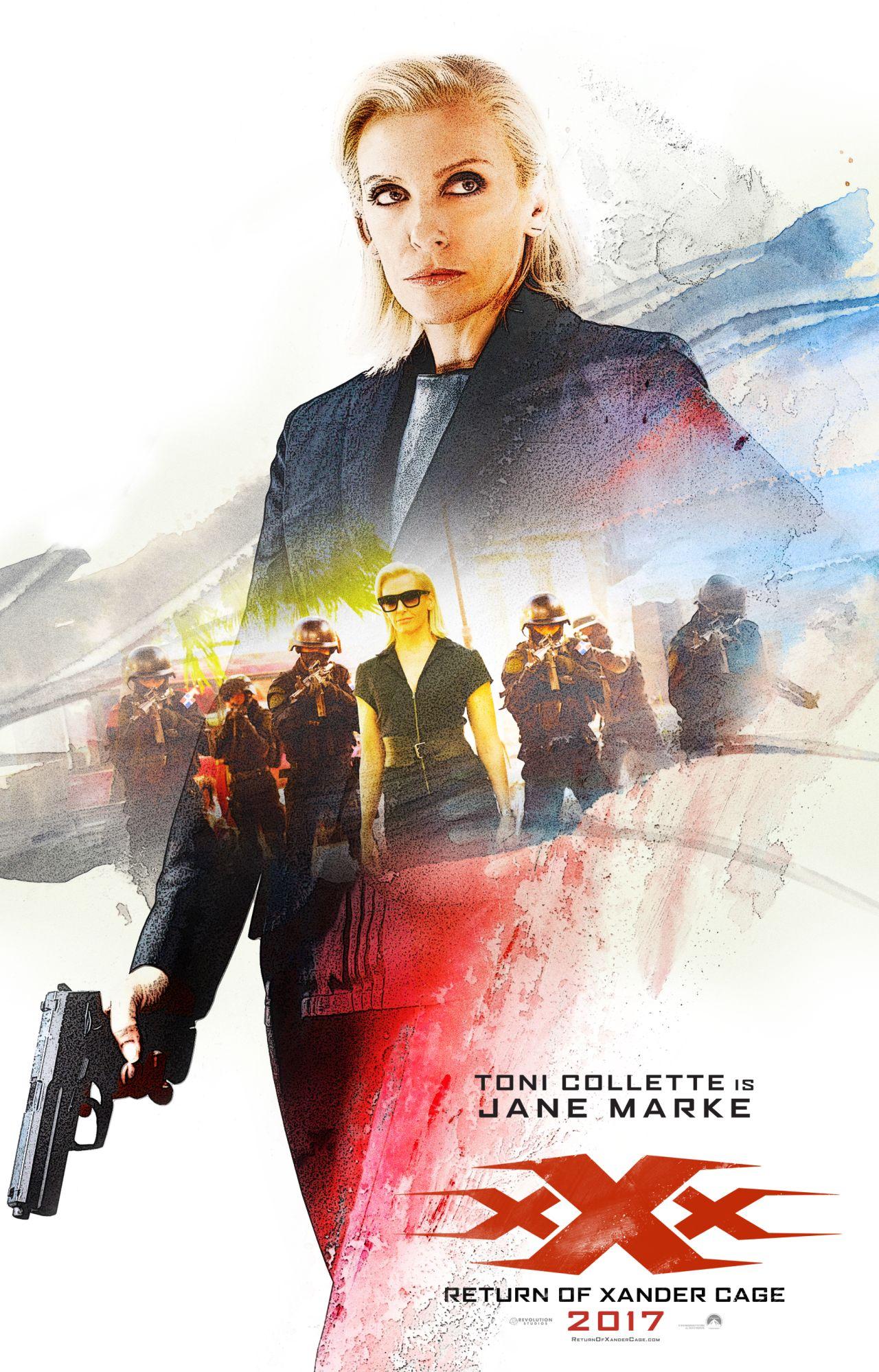 xXx Die Rückkehr des Xander Cage Trailer & Poster 1