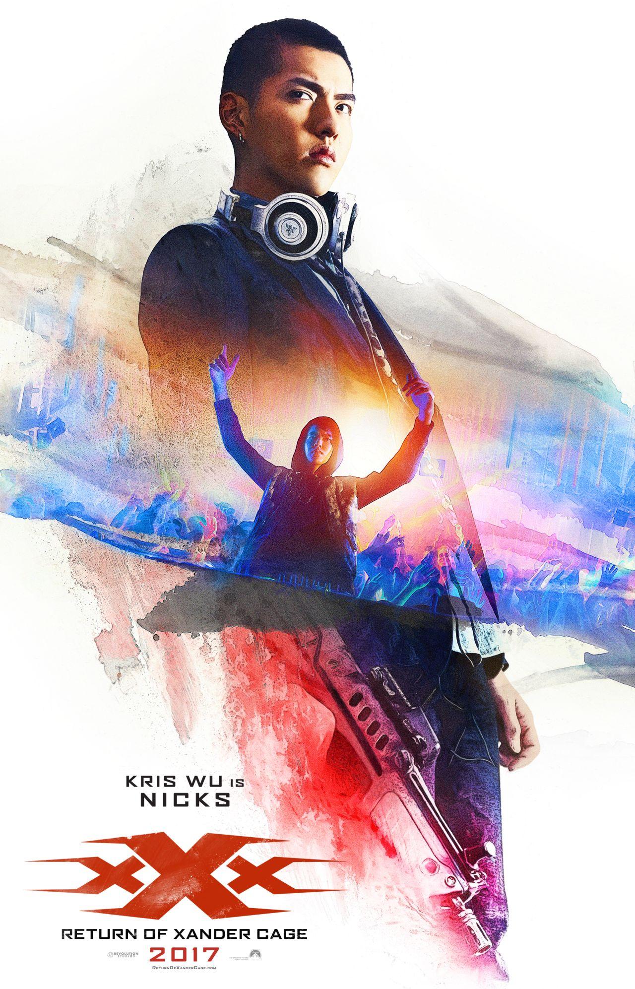 xXx Die Rückkehr des Xander Cage Trailer & Poster 8