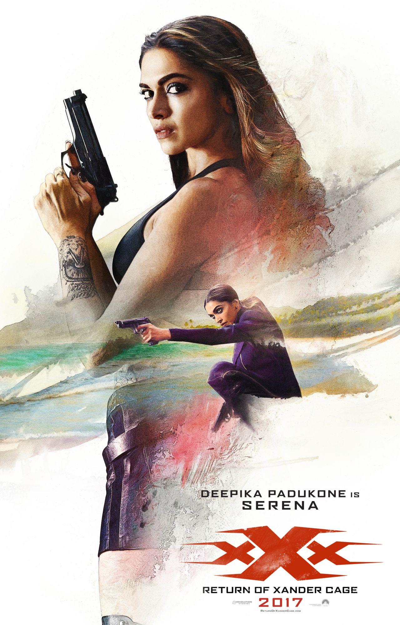 xXx Die Rückkehr des Xander Cage Trailer & Poster 7