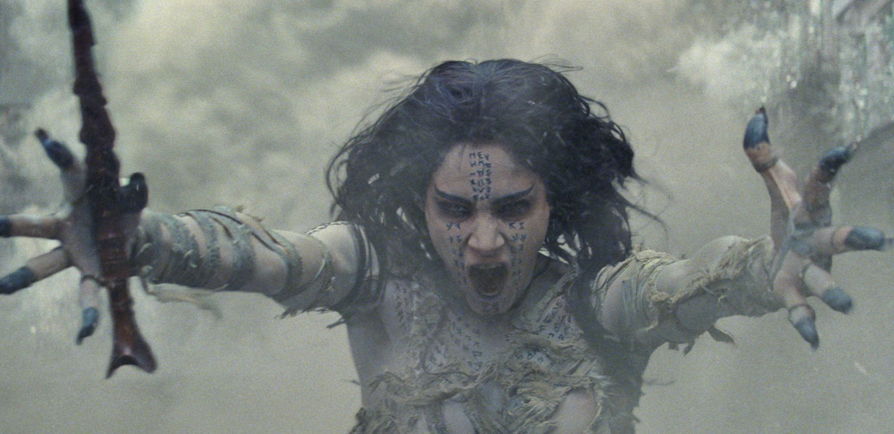 Die Mumie Trailer