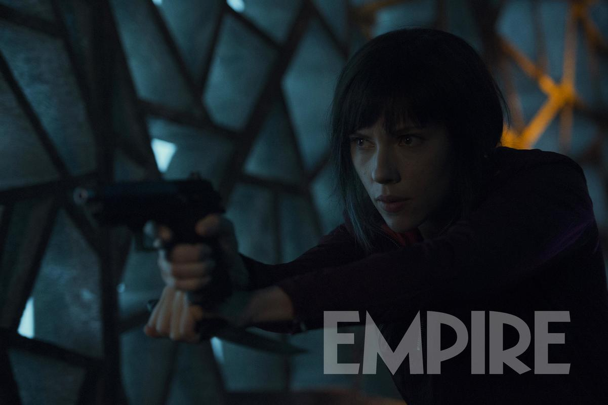 Ghost in the Shell internationaler Trailer & Foto