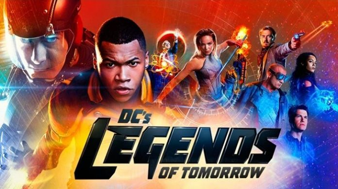 Legends of Tomorrow Staffel 2 Midseason Premiere