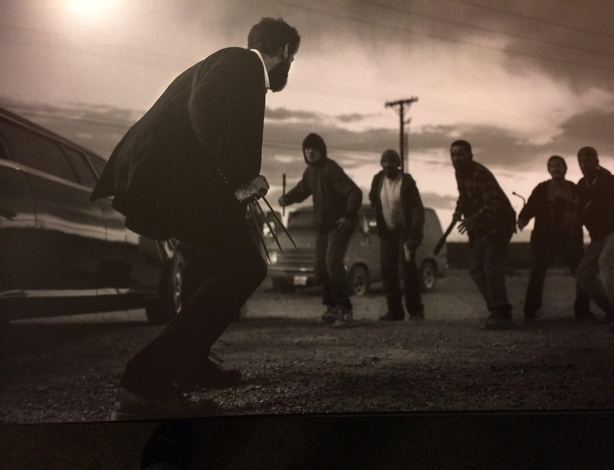Logan Wolverine 3 Foto