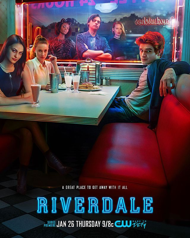 Riverdale Trailer & Poster