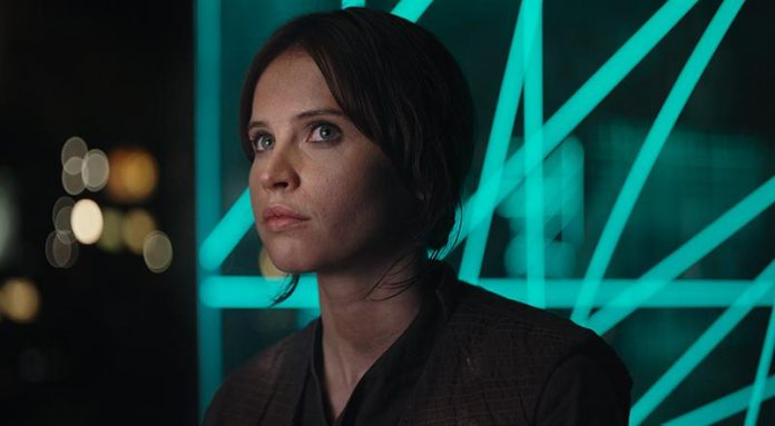 Rogue One A Star Wars Story Start