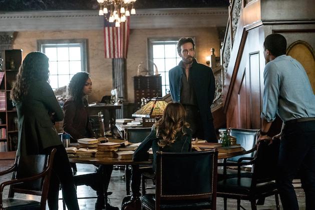 Sleepy Hollow Staffel 4 Trailer & Bilder 4