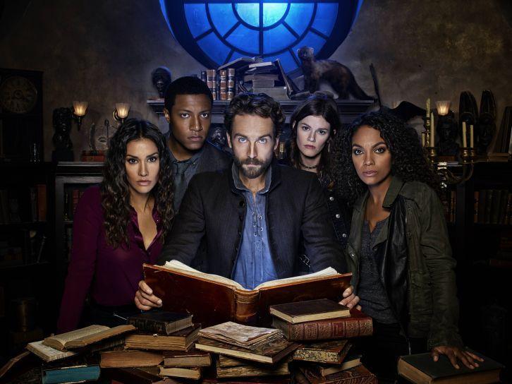 Sleepy Hollow Staffel 4 Trailer Cast