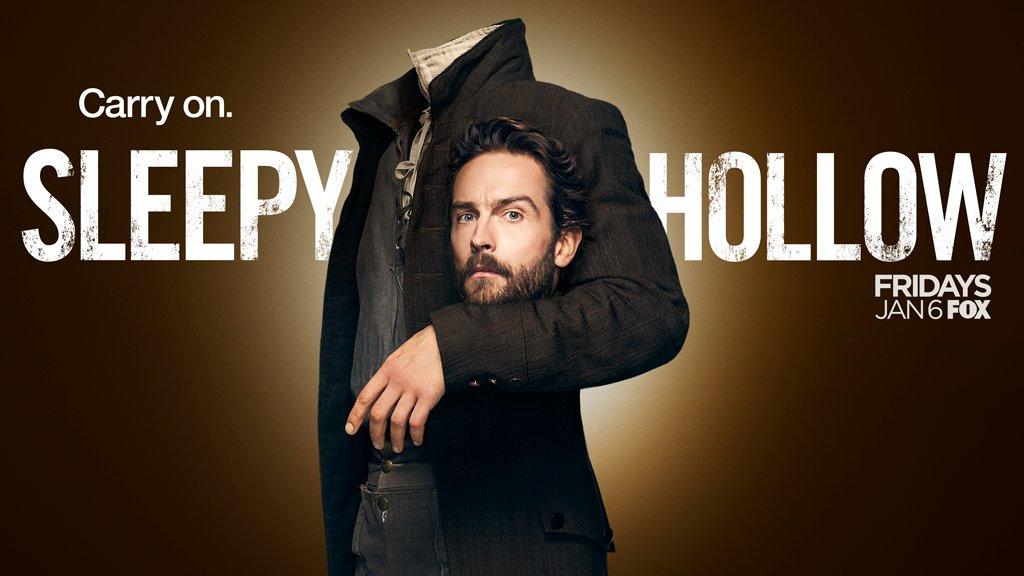 Sleepy Hollow Staffel 4 Trailer & Poster