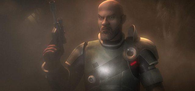 """Forest Whitaker leiht auch in """"Star Wars Rebels"""" Saw Gerrera seine Stimme"""