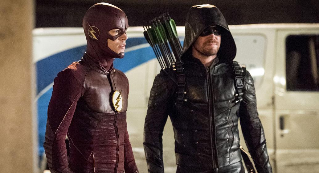 The Flash Crossover Quoten