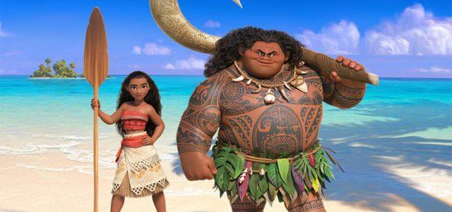 Box-Office USA: Disneys Vaiana bleibt stark an der Spitze