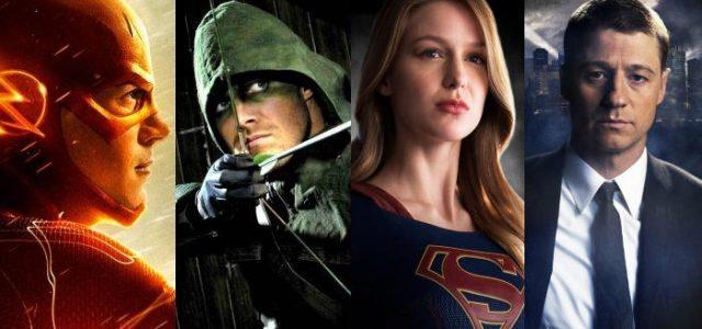 Geoff Johns stellt eine neue DC-TV-Serie in Aussicht