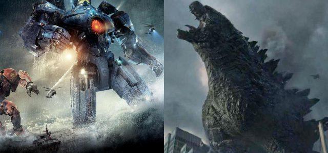 Godzilla 2 und Pacific Rim 2 haben neue offizielle Titel
