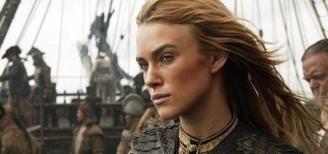 Ist Keira Knightley doch in Pirates of the Caribbean 5 dabei?