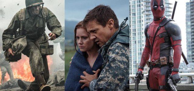 US-Produzentengewerkschaft nominiert die zehn besten Filme 2016