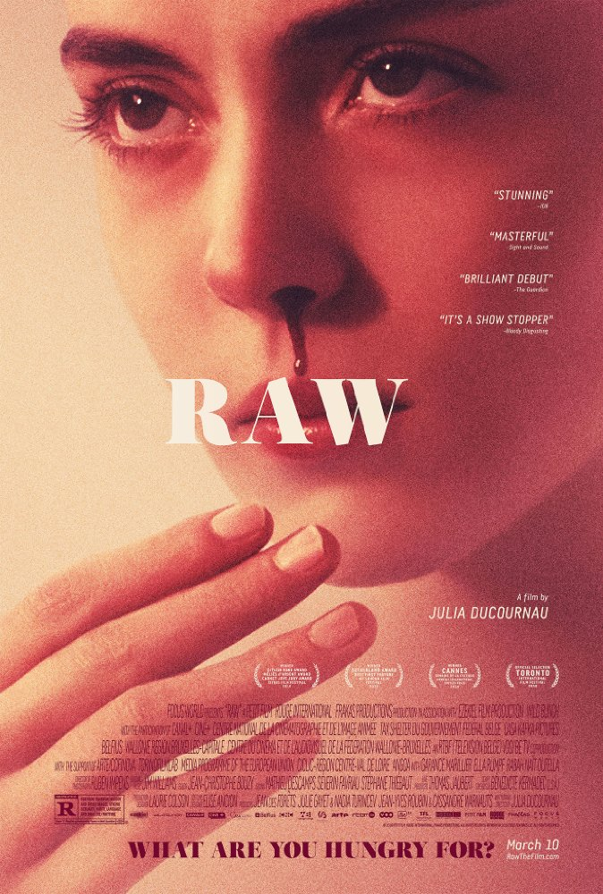 Raw Trailer & Poster