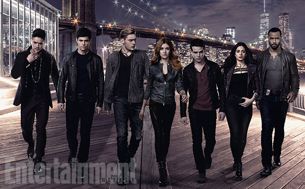 Shadowhunters Season 2 Cast Foto