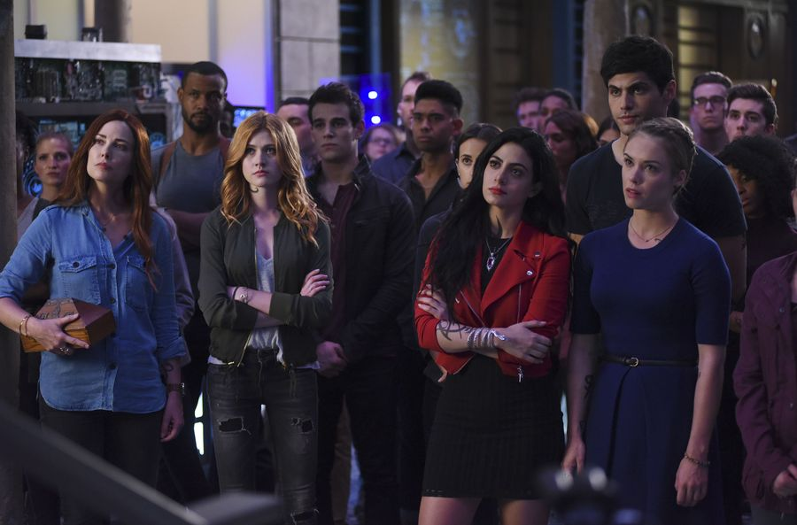 Shadowhunters Season 2 Bild 5