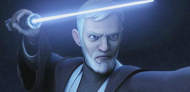 """Obi-Wan vs. Darth Maul im neuen """"Star Wars Rebels""""-Trailer"""