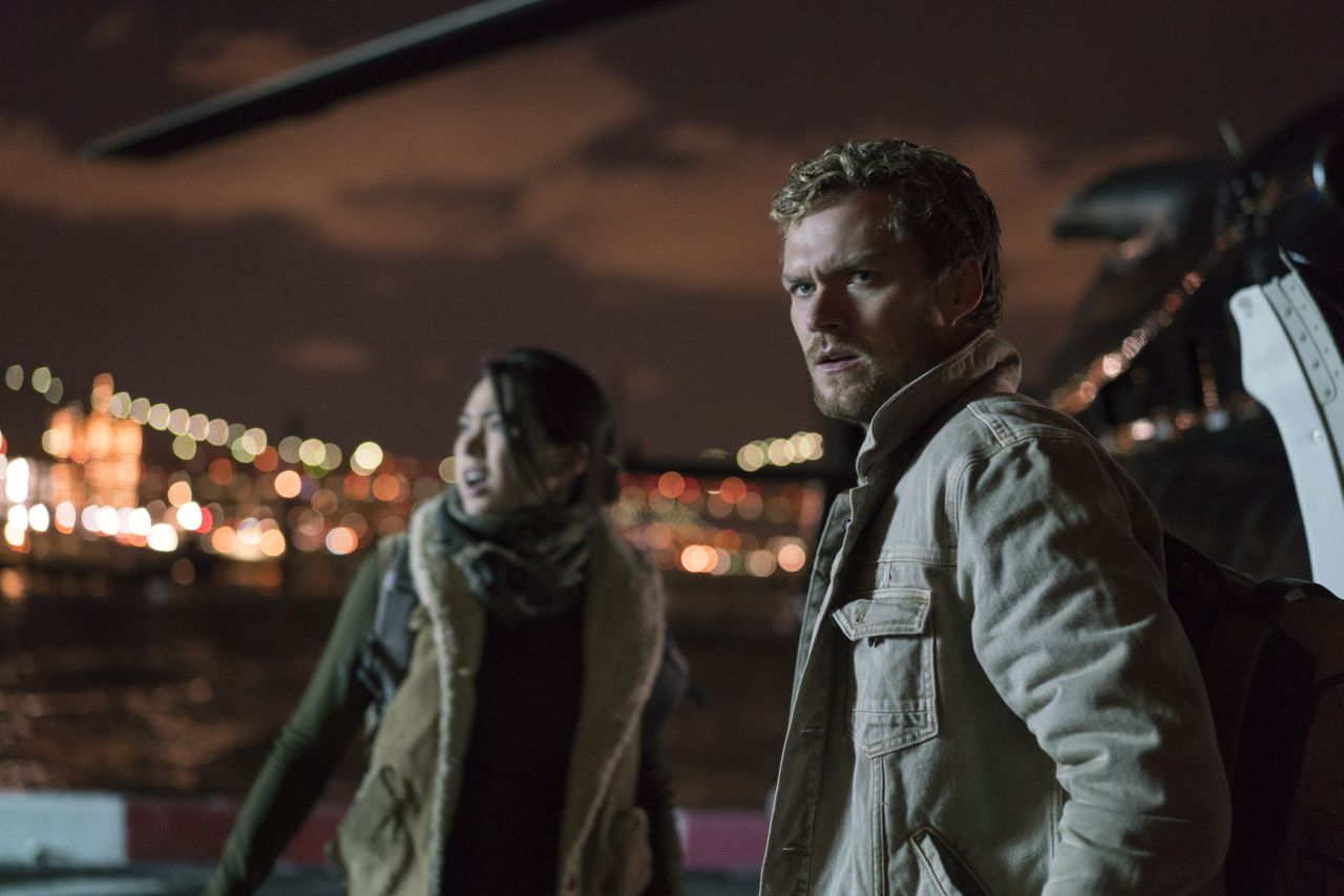The Defenders Fotos 8