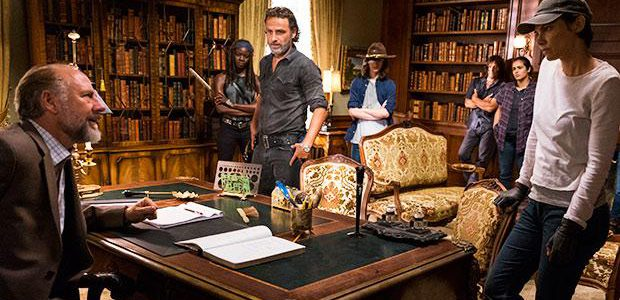 """""""The Walking Dead"""" Staffel 7: Neues Foto aus der Midseason-Premiere"""