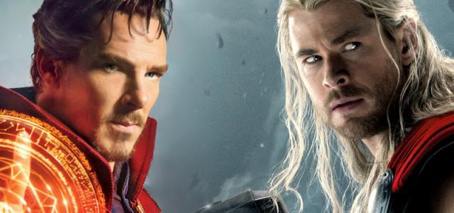 Bestätigt: Doctor Strange wird in Thor: Ragnarok auftreten!