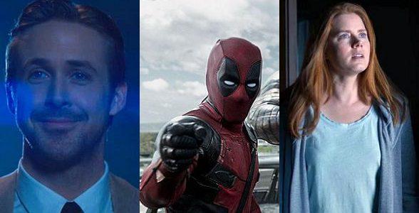 US-Autorengewerkschaft nominiert Deadpool, Arrival und acht weitere