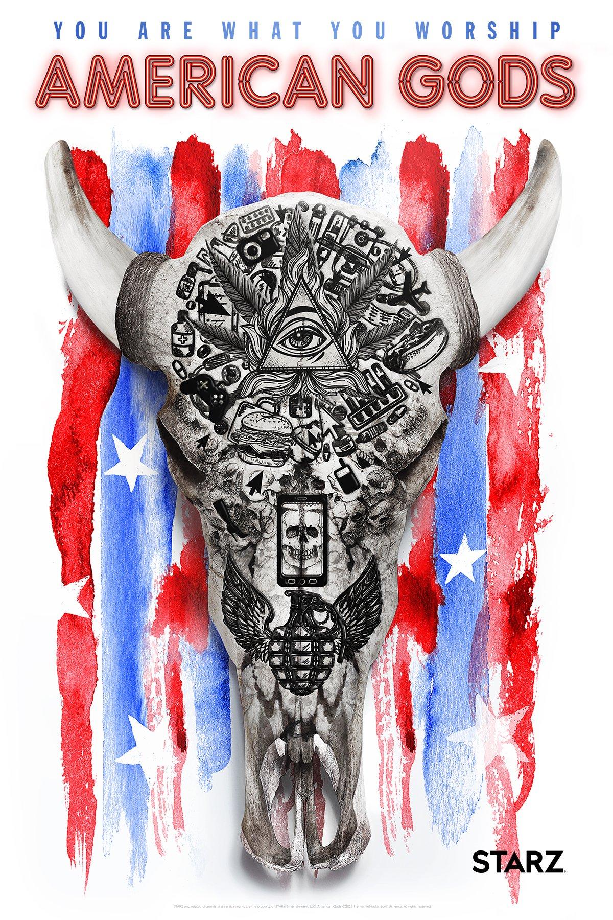 American Gods Start & Poster 2