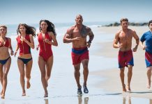 Baywatch Super Bowl Spot