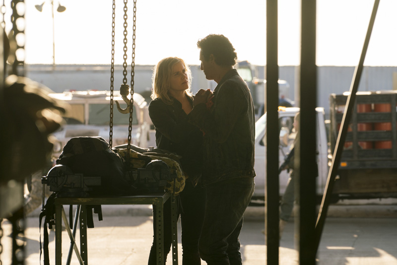 Fear the Walking Dead Staffel 3 Foto 1