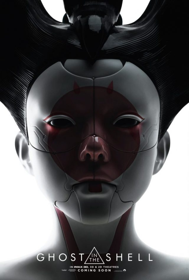 Ghost in the Shell Poster 2