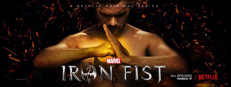 Iron Fist Fotos Key Art