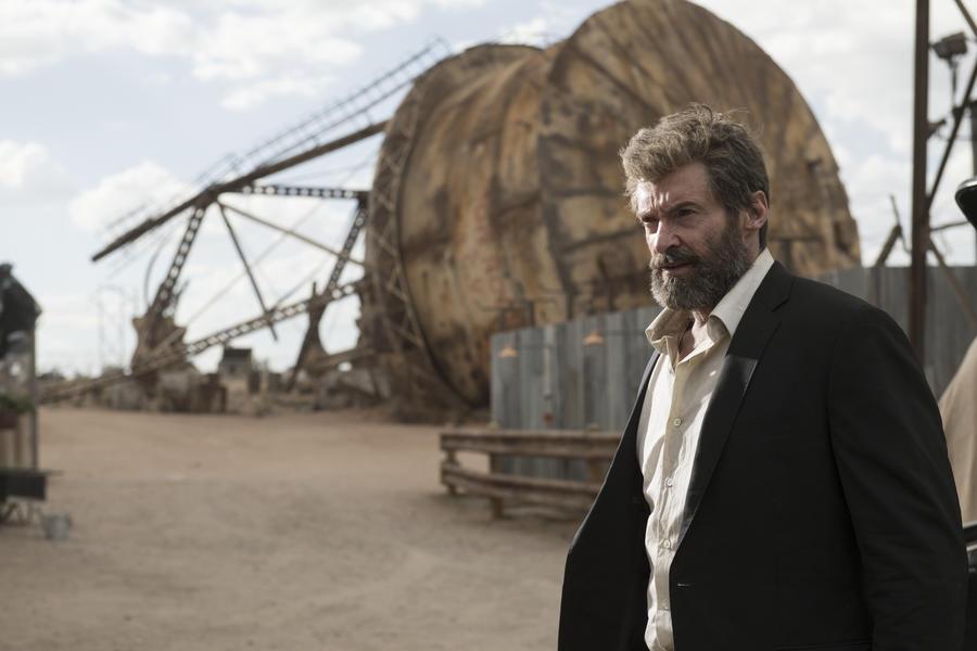 Logan The Wolverine (2017) Filmbild 2