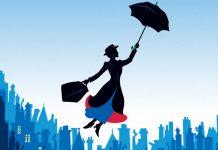 Mary Poppins Returns Drehstart