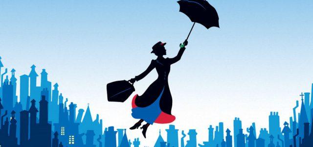 Die Dreharbeiten zu Mary Poppins Returns haben begonnen!