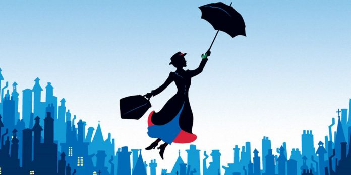Mary Poppins Returns Drehstart