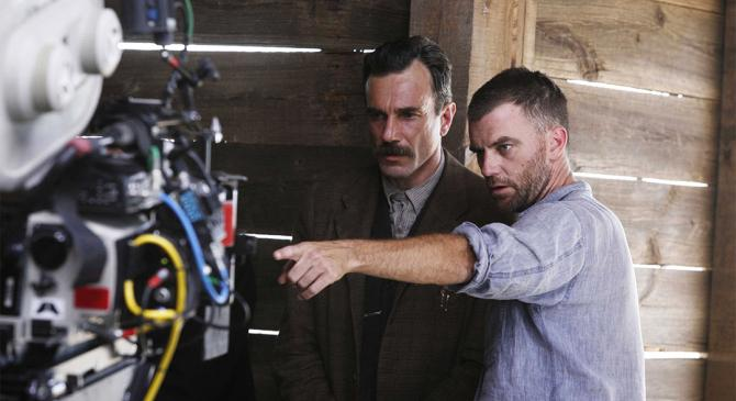 Paul Thomas Anderson Daniel Day Lewis Film