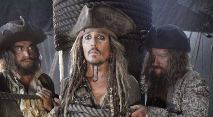 Pirates of the Caribbean Salazars Rache Super Bowl Spot